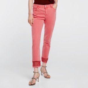 Zara jeans size 29